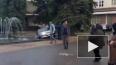 """Жесткое видео из Воронежа: после ДТП с автобусом """"ВАЗ"""" у..."""