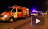 Один человек погиб 8 ранены в ночном ДТП с грузовиком и микроавтобусом на дамбе в Петербурге