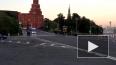 """Опубликовано видео колонны """"Кортежей"""" выезжающей из Крем..."""