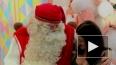 В Петербург приехал Санта-Клаус