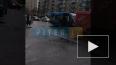 """Видео: возле """"Московской"""" маршрутка врезалась в автобус, ..."""