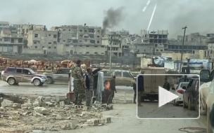 Обещанное Эрдоганом перемирие в Сирии продлилось ровно 18 минут