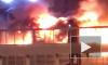 Видео: на Наставников сгорел легковой автомобиль