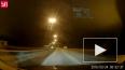 """Видео: на КАД Газель """"потеряла"""" колеса"""