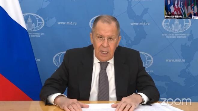 Лавров призвал Киев прекратить саботаж минских договоренностей