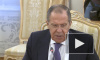 Лавров: между российскими и турецкими военными в Сирии налажен контакт