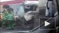 Появилось видео с места смертельной аварии с грузовиками ...