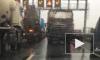 """Первые последствия циклона: утром Петербург стоял в """"мертвых"""" пробках"""