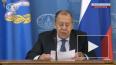 Лавров отметил важность наращивания миротворческого ...