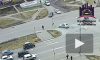 Страшное видео из Красноярска: Иномарка сбила женщину на переходе