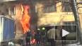 Сотрудники ДПС ГИБДД спасли людей из горящего дома ...