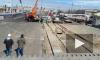 В Петербурга Тучков мост откроют для транспортного движения 18 ноября