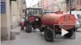 Власти Петербурга сэкономят на уборке небольших районных ...