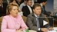 Матвиенко не жалеет, что «продавливала» Охта-центр