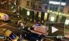 После ДТП на Малом проспекте В.О. спасателям пришлось распилить Renault, чтобы достать пострадавшего водителя