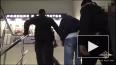 Опубликовано видео задержания сторонника ИГИЛ* в Иркутск...