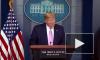 Президент США объявил самые тяжелые дни битвы с коронавирусом
