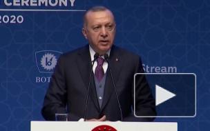 """Эрдоган предложил Путину оставить Турцию """"один на один"""" с Сирией"""