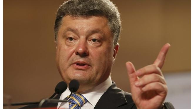 Новости Украины: Порошенко против федерализации, несмотря ни на что страна останется единой
