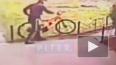 На видео попала кража велосипеда на проспекте Ударников