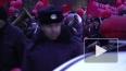 Коммунисты митинговали у «Авроры»