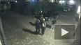 На Лиговском подростки ночью разгромили припаркованный ...