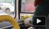 В Ленобласти междугородний автобус врезался в забор на обочине