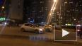Видео: в Кудрово столкнулись три легковушки