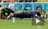 ЧМ-2014, Голландия — Мексика 2-1: Голландцы вырвали победу на последних минутах