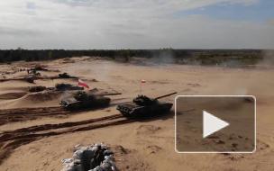 """Украина показала """"бронированный кулак НАТО"""" у границ России"""