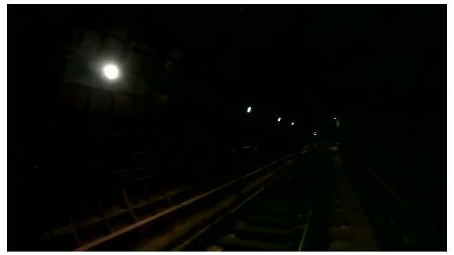 Путешествие по ночным тоннелям метро