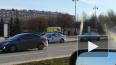 Ослепленный солнцем водитель устроил ДТП у Московской ...
