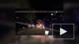 Видео: В Чувашии самосвал врезался в микроавтобус, ...