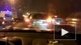 Видео: в ДТП на КАД погиб человек, кольцо стоит в ...