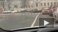 Генеральский BMW едет по встречке на глазах у ГИБДД