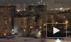 Квартира на Есенина загорелась из-за брошенной с улицы петарды