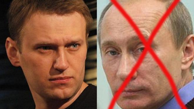 Журнал Time: Навальный в сотне самых влиятельных, а Путин нет