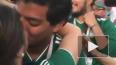 Мексиканец сделал предложение возлюбленной после победы ...