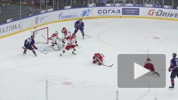 СКА - ЦСКА 1-ый период, лучшие моменты