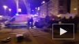 Видео: на Просвещения произошла жуткая авария с переверт...
