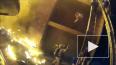 Драматичное видео из США: Пожарные ловили детей выброшен ...