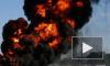 Взрыв бензовоза в Алма-Ате попал на видео со всех ракурсов