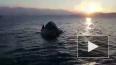 Легкомоторный самолет рухнул в Байкал и затонул