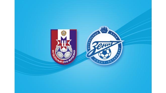 Прямая трансляция матча Зенит - Мордовия начнется в 19:00, питерская команда настроена на победу