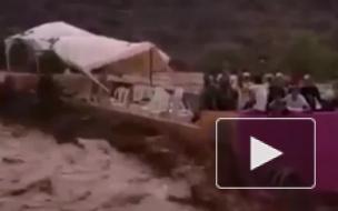 В Марокко из-за наводнения погибли 7 человек