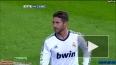 Видео: Серхио Рамос получил две карточки за сорок секунд
