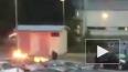 В Швеции вандалы подожгли около 100 машин