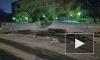 В Новосибирске ураган сорвал крышу с здания и убил 24-летнего водителя