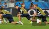 ЧМ-2014: сборная России готовится к игре со сборной Бельгии