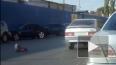 Видео момента ДТП: В Волгограде легковушка сбила пятилет...